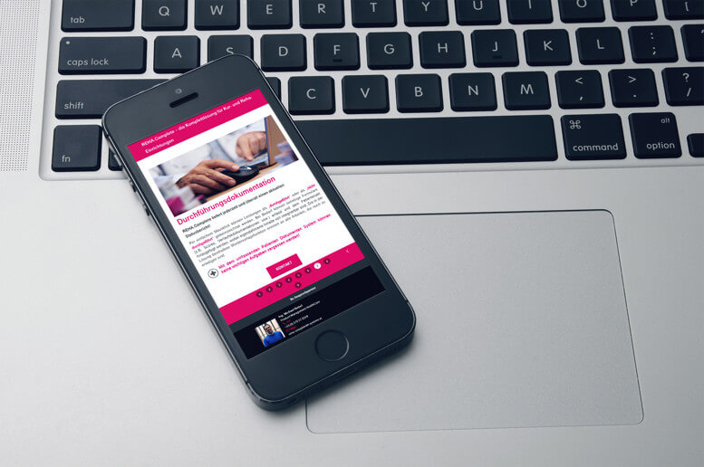 REHA T-Systems smartfon
