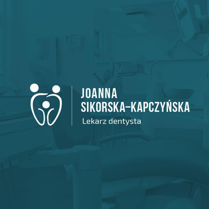 Logo Dentysta Joanna Sikorska-Kapczyńska