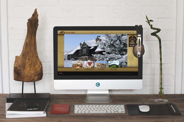 strona www dom na lakach monitor