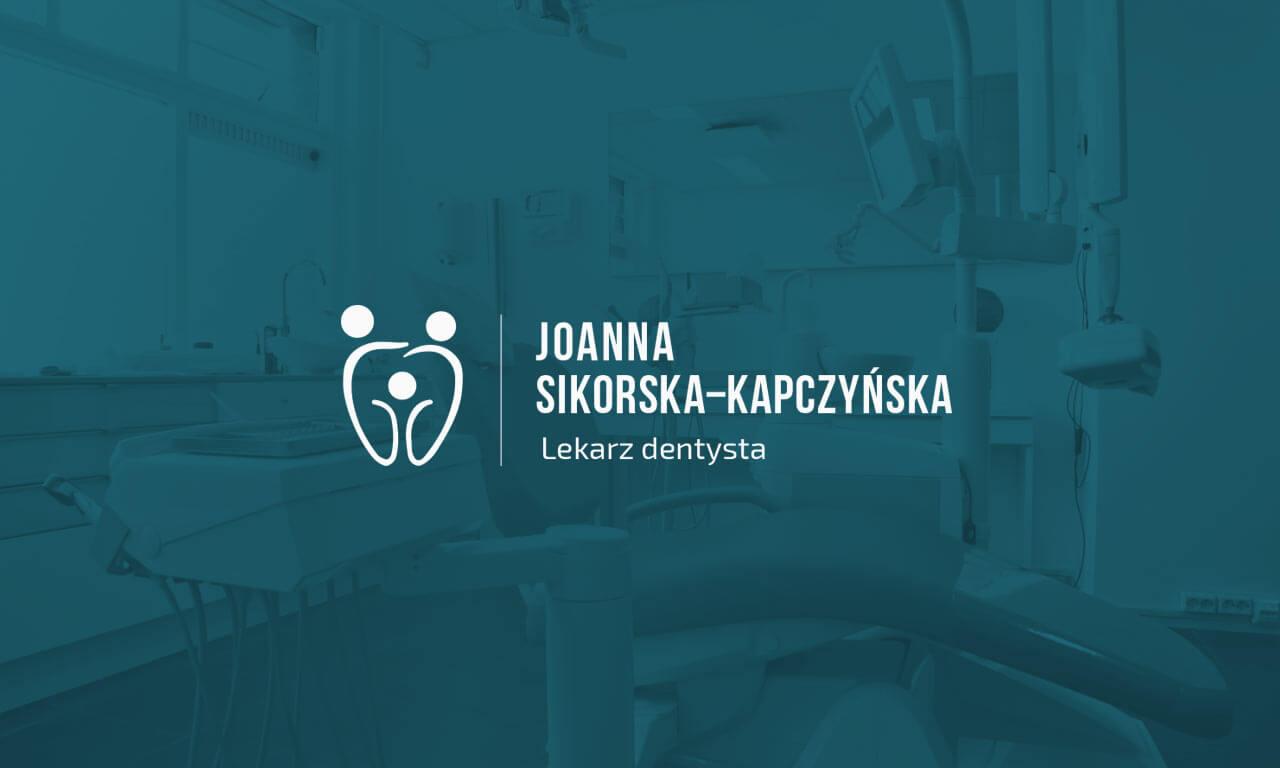 Logo Dentysta Joanna Sikorska-Kapczyńska 2