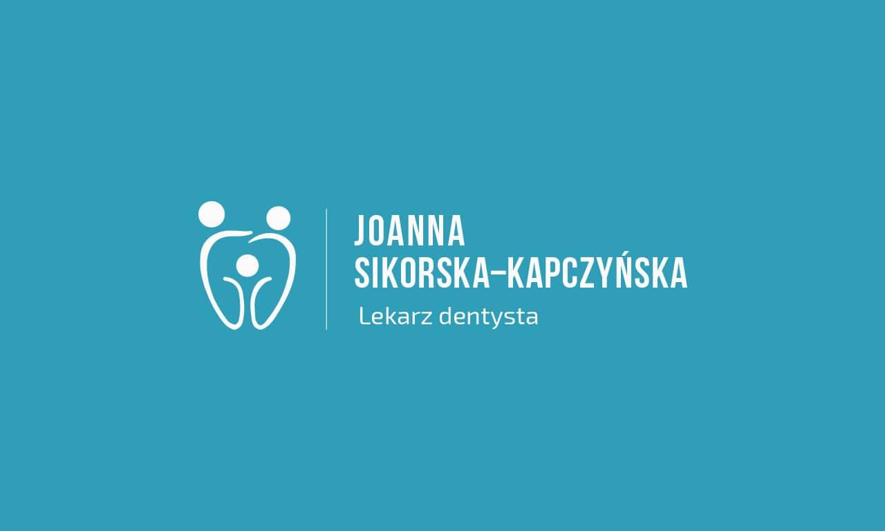 Logo Dentysta Joanna Sikorska-Kapczyńska 4