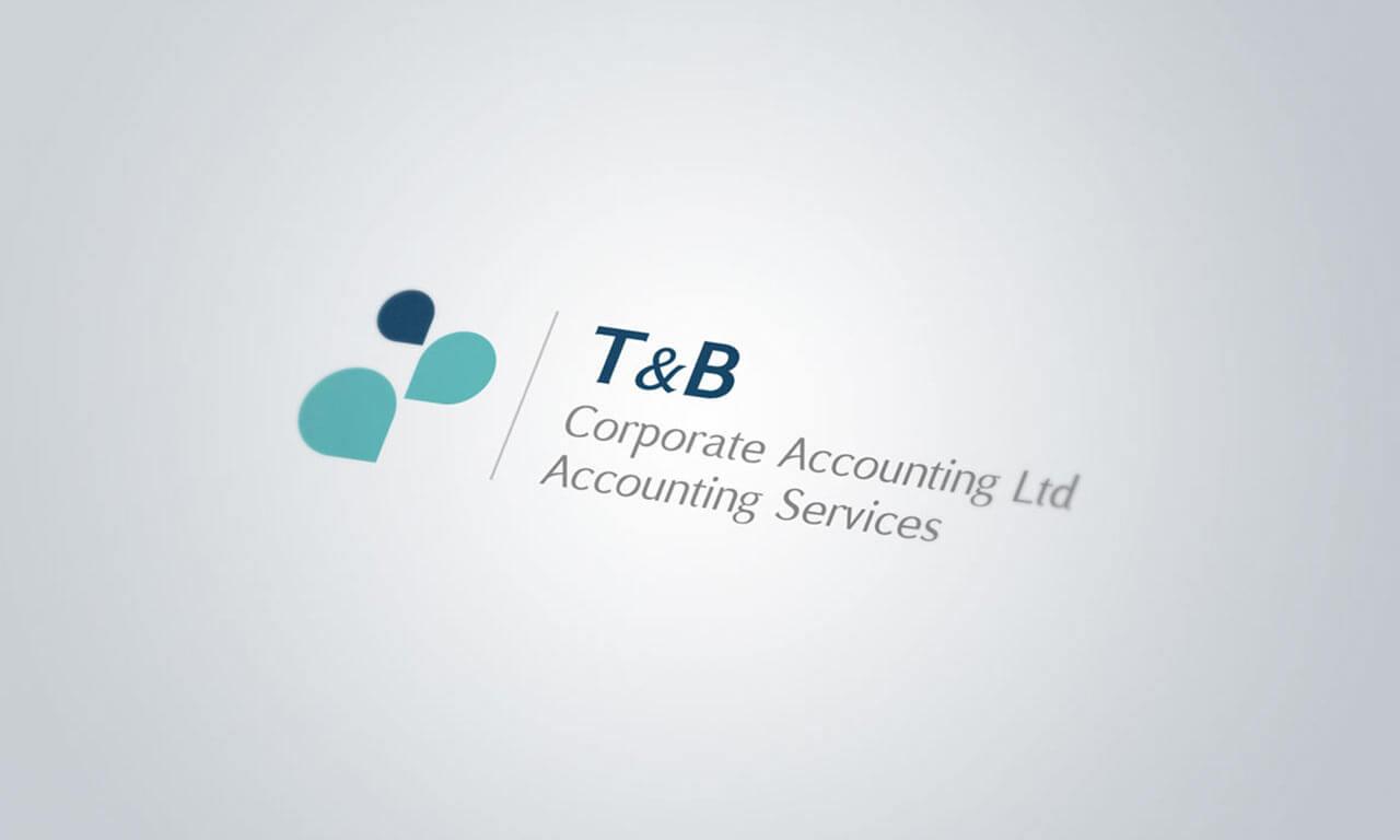 Logo i papier firmowy T&B 4