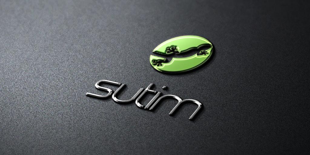Logo i wizytówka SUTIM
