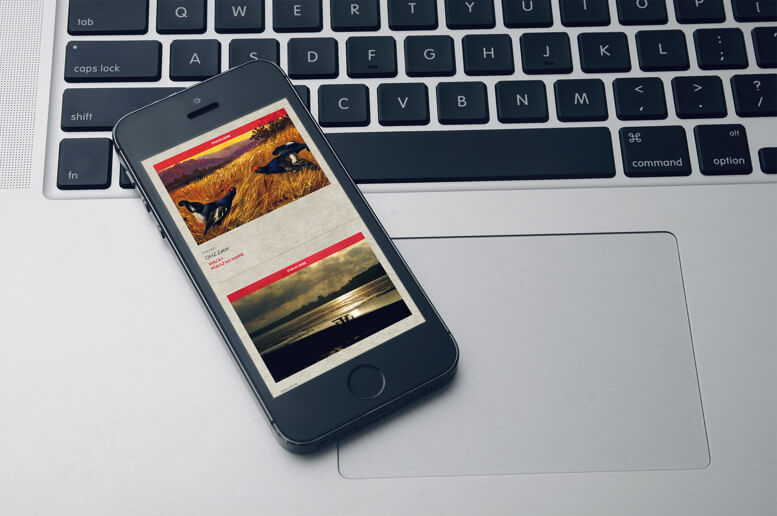 lowiectwo strona www smartfon