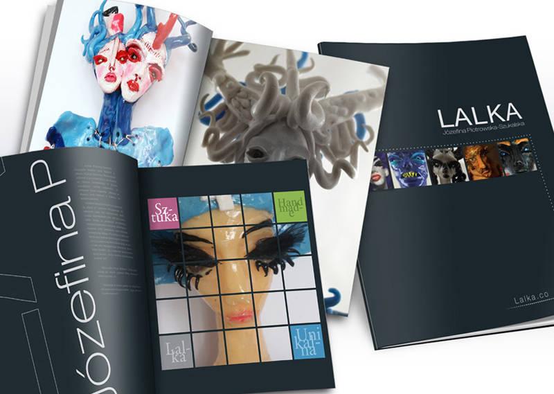 Plakat i Katalog Lalka 2
