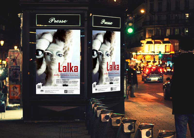 Plakat i Katalog Lalka