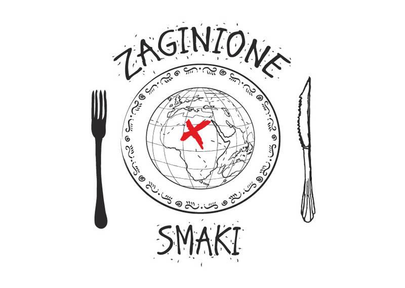 Projekt logo Zaginione Smaki