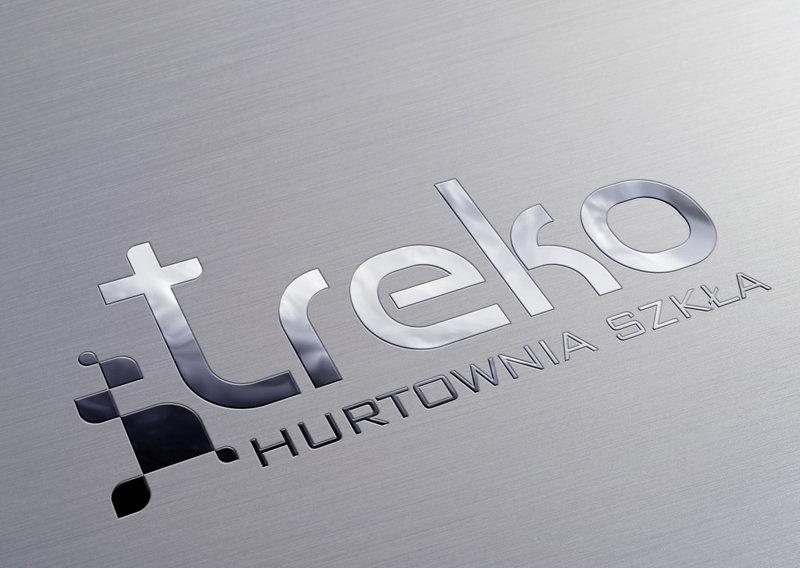 Projektowanie graficzne - Logotyp Treko 1