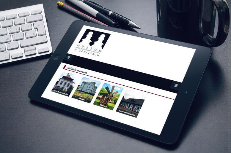 strona muzeum tablet