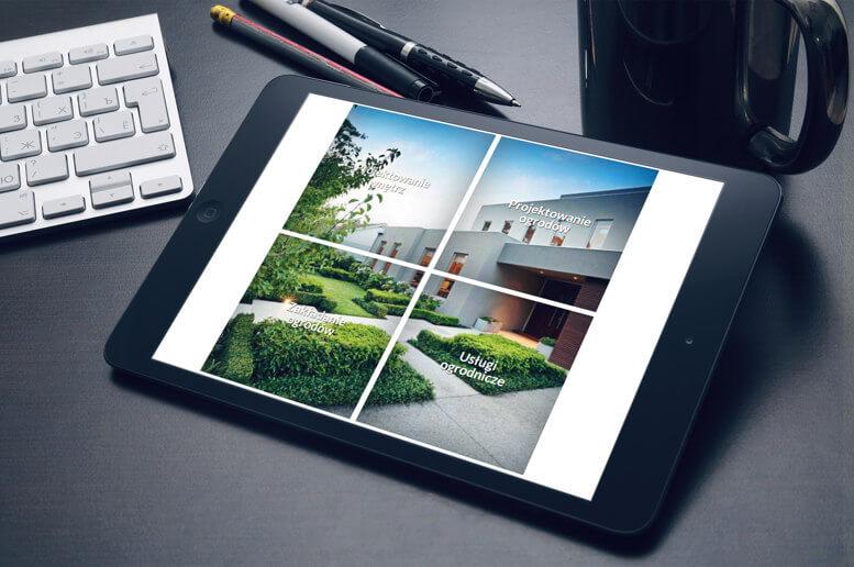 Strony internetowe tablet 4 pory domu