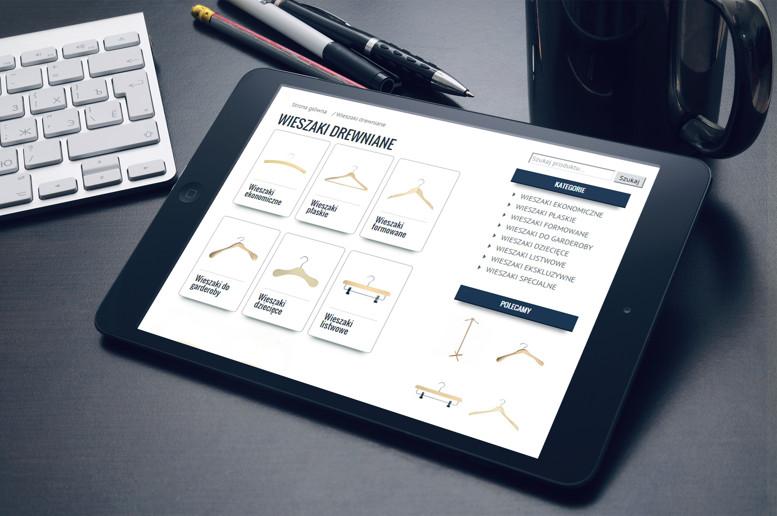 Strony Internetowe Tablet Arex