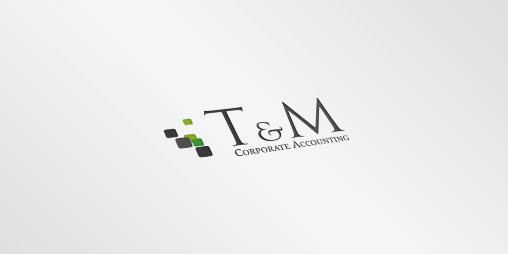 Logo i papier firmowy T&M